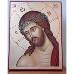 Иисус Христос с трънен венец