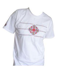 Тениска с българска бродерия, Елбетица 1