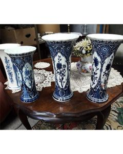 Антикварна ваза, порцелан Виларой и Бош