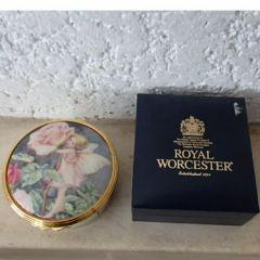 Луксозна порцеланова кутийка Rose Fairy