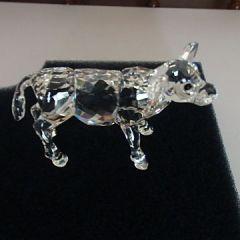 Колекционерска фигура кристал Сваровски, теленце