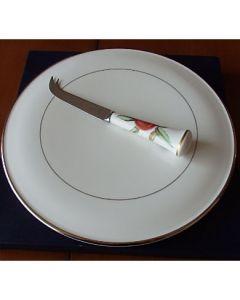 Плато и нож за сирена, Монако, лимитирана серия Royal Worchester