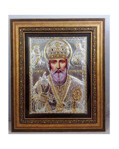 Чудотворната икона на св. Николай