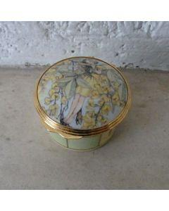 Порцеланова кутийка Феята на цветята на Роял Уорчестър