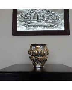 Чашата на боговете, античен сребърен бокал за вино