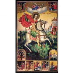 Икона на Свети Георги 4