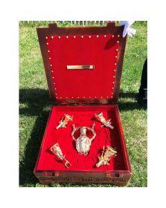 Комплект реплики на златното Панагюрско съкровище