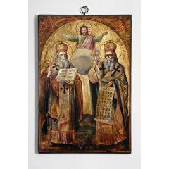 Икона на Св.св. Кирил и Методий 2