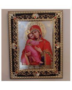 Икона на Божията майка, св. Богородица
