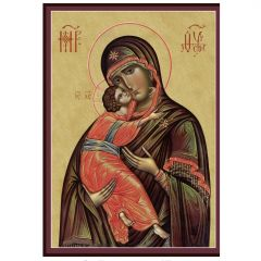 Икона Св. Богородица 17