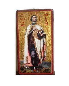 Икона на Св. Александър Нeвски