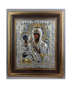 Чудотворната икона  на св. Богородица, Троеручица