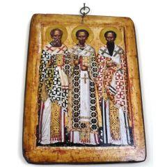 Икона Три Светители 4