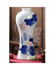 Порцеланова ваза, Каменното цвете