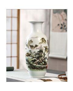 Китайска ваза, Владетелят на Поднебесната империя