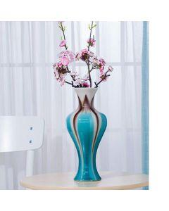 Ръчно рисувана висококачествена китайска ваза,  Мин