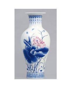 Ръчно рисувана китайска ваза, Мечтание