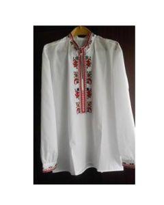 Мъжка национална риза с бродерия от Софийски регион
