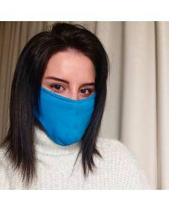 Трипластова предпазна маска от памук, Крис
