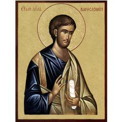 Икона на Св. Апостол Вартоломей