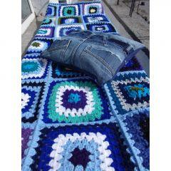 Плетено одеяло пачуърк , Ах морето