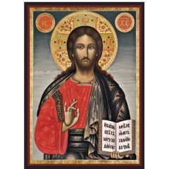Икона на Иисус Христос 1