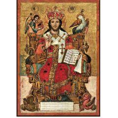 Икона на Иисус Христос 9