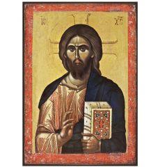 Икона на Иисус Христос 11