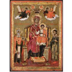 Икона на Св. Богородица 20