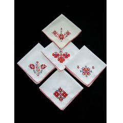 Ръчно бродирани сувенирни кърпи