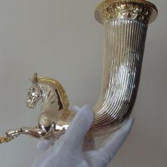Кон, реплика от съкровището в гр. Борово