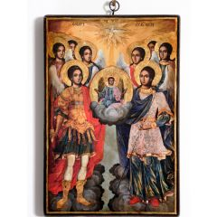 Икона Архангелски събор 1