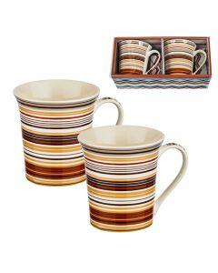 Комплект две чаши за кафе или чай