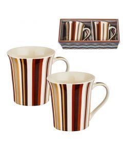 Комплект две чаши за чай и кафе