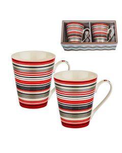Две чаши за кафе и чай, комплект