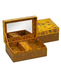 Кутия за бижута, Целувката