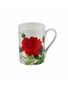 Порцеланов Mug, Роза