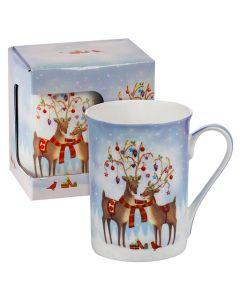 Коледни еленчета, MUG