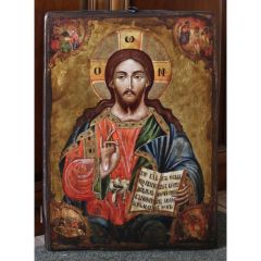 Икона на Иисус Христос 6