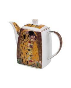 Чайник от костен порцелан, Целувката