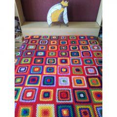 Плетено одеяло на Любовта