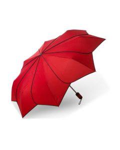 Червен дамски чадър, Пиер Карден