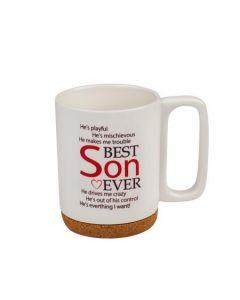 Чаша за най-добрия син, завинаги