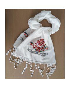 Бродиран кенарен шал, Благоденствие