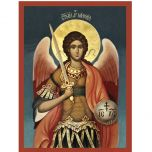 Икона на Архангел Михаил 8