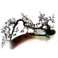 Дърво на изобилието от аметист