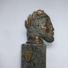 Скулптура, маската на Орфей