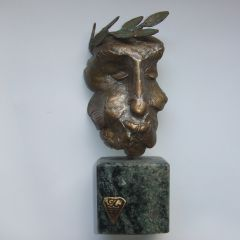 Скулптура Сатир, маска