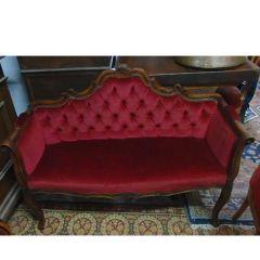 Френски диван, Камие