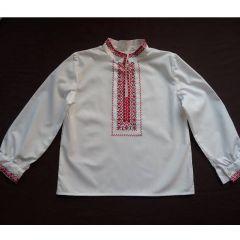 Ръчно бродирана риза за момче